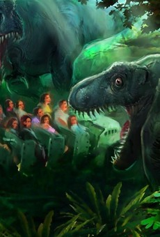 Lost Valley – Dinosaur Adventure at IMG Worlds of Adventure in Dubai