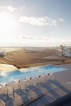 New York's JFK airport is getting a fancy new hotel with a rooftop infinity pool (5)