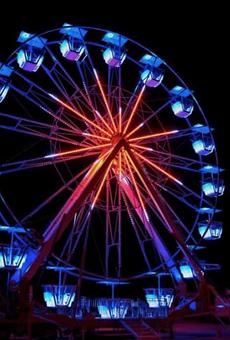 The new Ferris Wheel coming to Fun Spot