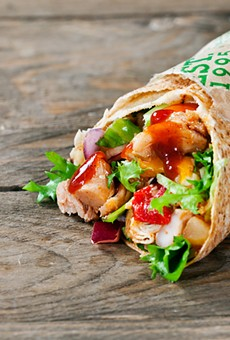 Every pita sandwich at Pita Pit is $4 for today only