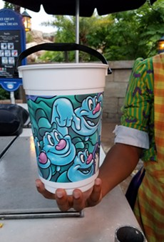 You might soon be able to buy one popcorn bucket for your entire stay at WDW