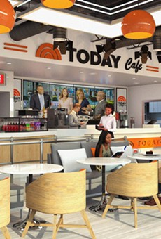 Universal Orlando's Today Cafe is opening May 16
