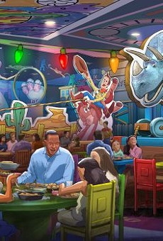Disney's Toy Story Land is getting a rodeo-themed BBQ restaurant