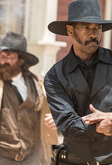 On Screens in Orlando: The Magnificent Seven, Storks and more