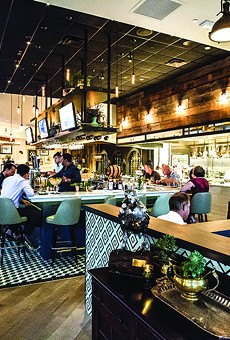 Bar Exam: Osprey Tavern pairs distinctive recipes and top-shelf libations