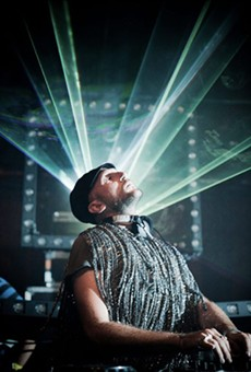Enigmatic U.K. DJ Damian Lazarus to spin at Tier tonight