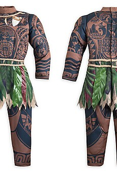 Disney gets slammed for controversial 'brown skin' Moana Halloween costume