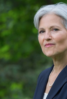 Green Party presidential candidate Jill Stein will be in Orlando next week
