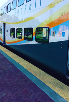SunRail to test Saturday service October through January