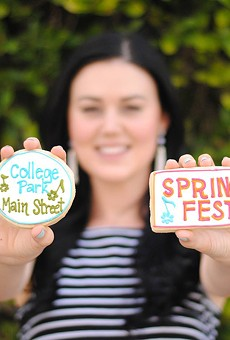 College Park's Spring Fest takes over Edgewater Drive Saturday night