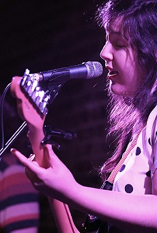Lucy Dacus at the Social
