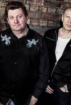 Punk legends Stiff Little Fingers announce Orlando show this fall