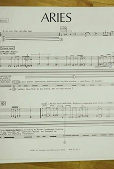 Rare Stockhausen piece to be performed at Timucua White House Sunday, Oct. 2