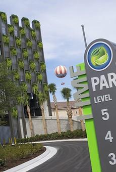 Disney Springs opening third parking garage in 2019