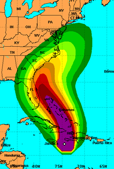 Rick Scott declares state of emergency as Hurricane Matthew's track turns toward Florida