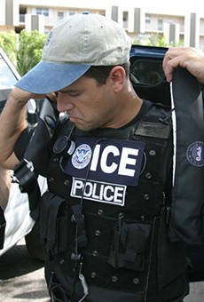 ICE's new program makes it easier for Florida deputies to detain undocumented immigrants