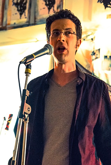 Fringe 2019 Review: 'T.J. Dawe: Operatic Panic Attack'