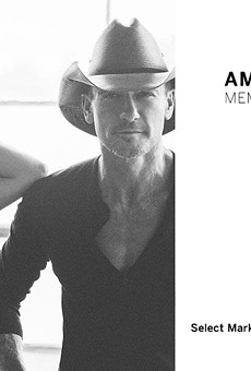 Tim McGraw and Faith Hill announce Orlando show for 2017
