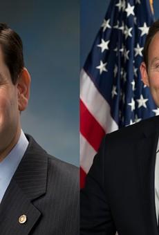 Poll: US Senate race between Murphy, Rubio is 'too close to call'