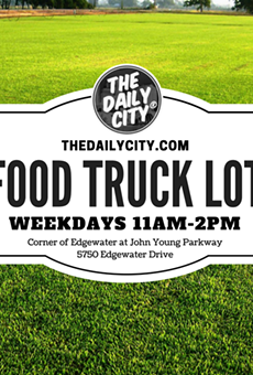 The Daily City Food Truck Bazaar adds new weekday food truck lot