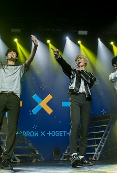 Meet your new K-Pop overlords: Tomorrow X Together take Orlando