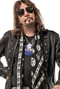 KISS founding guitarist Ace Frehley announces solo Orlando show in October