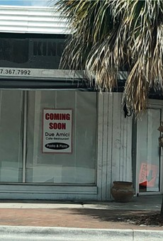 New pizza and pasta joint Due Amici opening in College Park