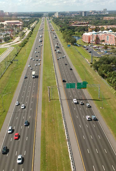 Statistically, you'll probably get in an accident on I-4