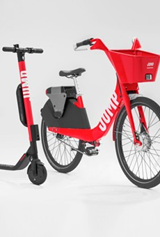 Uber opts to not launch Jump bikes in Orlando after all