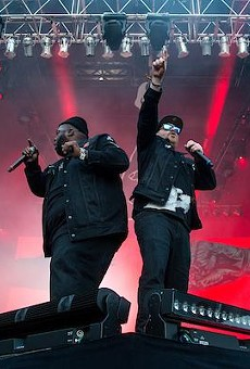 Hip-hop supergroup Run the Jewels announce upcoming Orlando show