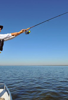 Floridians can enjoy license-free fishing weekends in June