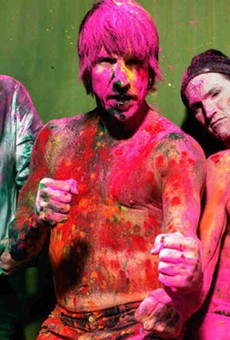 Red Hot Chili Peppers announce Orlando show for 2017