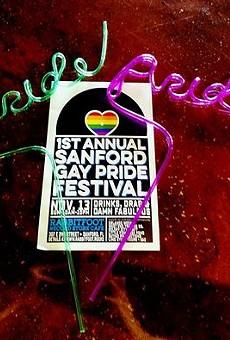 First-ever Sanford Gay Pride festival happens this Sunday, Nov. 13