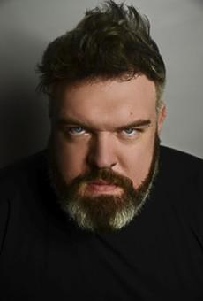 Hold the door! Game of Thrones' Kristian Nairn DJs Venue 578 tonight