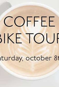 Take a pedal-powered tour of international java on the Coffee Bike Tour