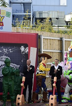 Shanghai announces new Toy Story Land and it might open before the one planned for Orlando