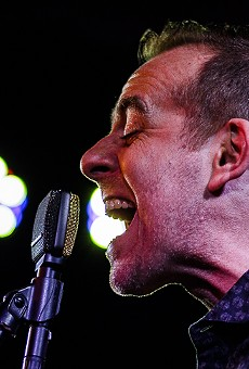 Ted Leo at Will's Pub