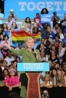 Hate trumped Hillary, and everything I thought I knew about politics was mistaken