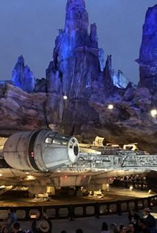 We spent 16 hours inside Black Spire Outpost at Disneyland's Star Wars: Galaxy's Edge