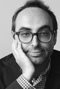Acclaimed author Gary Shteyngart makes a stop in Orlando to talk 'Lake Success'