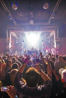 AAHZ reunion celebrates Florida musical history with a night of bumping bass and breaks