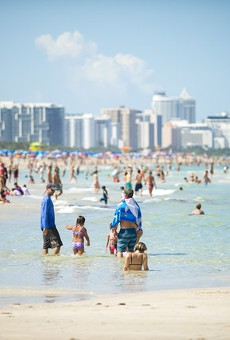 This May in Florida was so appallingly hot that it broke state records