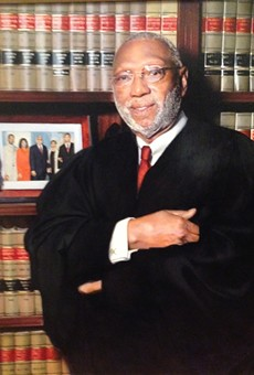 Justice James E.C. Perry retires from the Florida Supreme Court at the end of 2016 because of a mandatory retirement age.