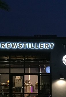 The Bear and Peacock Brewstillery officially opens tonight in Winter Park