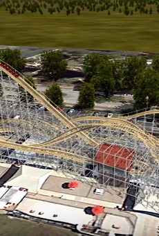 Fun Spot plans to build massive $6 million wooden coaster for summer 2017