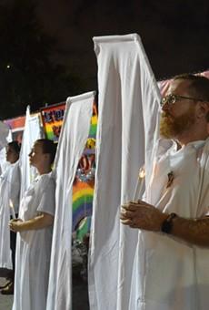 Mourners honor Pulse victims, survivors at Orlando vigils