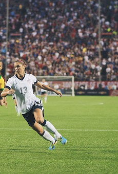 Church Street will be closed down June 20 to watch the U.S. women's soccer team (hopefully) crush Sweden