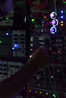 'Tis the season for modular synthesizers at Spacebar's Moloko Plus showcase