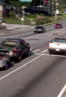 Watch this highlight reel of Florida's worst red-light offenders of 2016