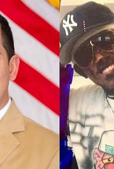 Florida politician fond of wearing blackface tweets 'MAGA' at reporter who was allegedly assaulted at Orlando Trump rally